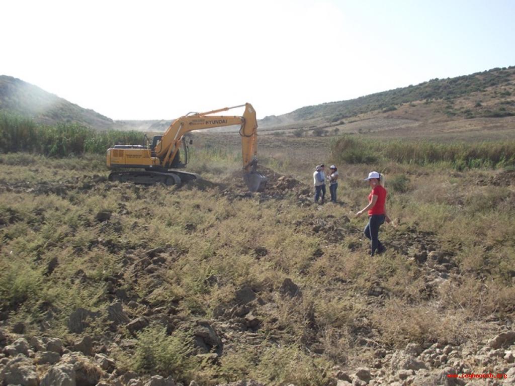 Ceyhan Organize Sanayi Bölgesi Arazi Çalışmaları Başladı